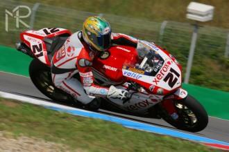 Brno - WSBK, 2. závod