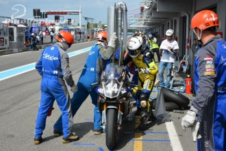 Maco Racing Team na domácom Slovakia Ringu