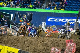 AMA/FIM Supercross 2018 – Seattle