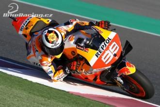 Bradl: Jorge nemá k motorce důvěru