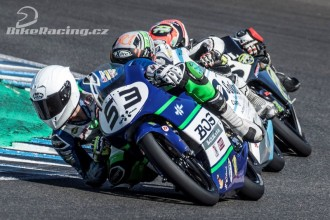 Búlik štartoval na pretekoch ETC v Jereze