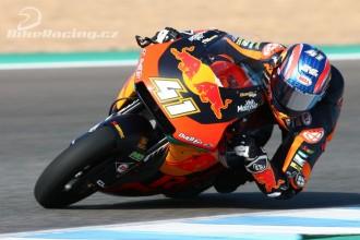 IRTA test Moto2 Jerez – pátek