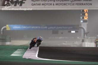 IRTA test Moto2 Katar – sobota