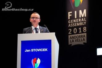 Jan Šťovíček členem představenstva FIM