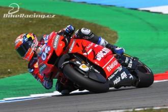 Jezdci Ducati očekávají náročný víkend