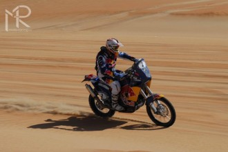 UEA Desert Challenge 2008