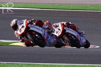 Ducati uzavřela třídenní test