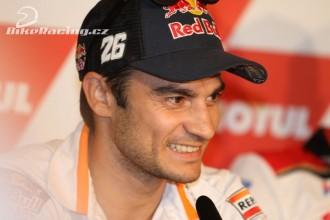 Dani: Jsem zvědavý na Marca a Jorgeho