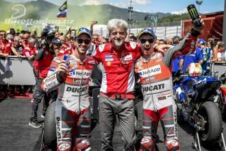 Domácí double pro Ducati