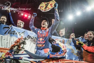 FIM SuperEnduro 2016-2017 – Lodz