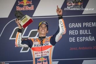GP Jerez - Marquezovo impozantní vítězství