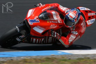 Testy MotoGP Brno (2)