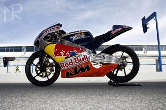 Chlapci z Red Bull MotoGP Rookies v Jerezu