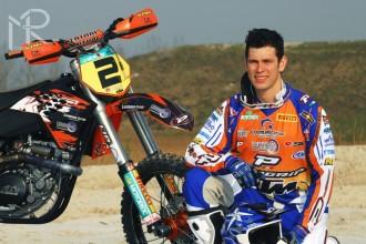 Grand Prix Dánska MX3