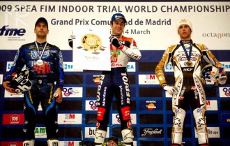 MS Indoor Trial  Madrid