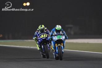 Rossi: Morbidellimu by Yamaha seděla