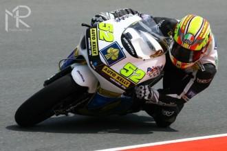 Dobrý úvod domácí GP  Lukáš v první kvalifikaci na 9. místě