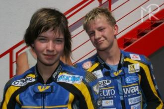Eurowag Junior Racing v Mostě