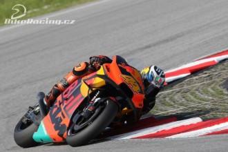 Espargaró: u KTM stále rostu