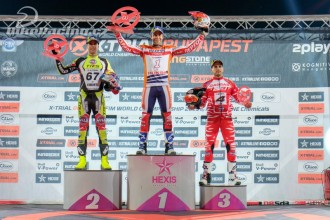 FIM X-Trial 2019 – Budapešť