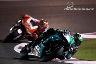 Petronas Yamaha po prvním závodě