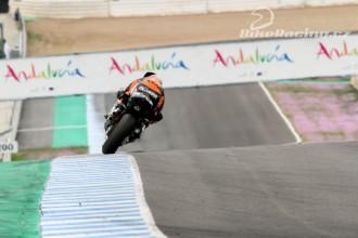 IRTA test Moto3, Moto2 Jerez – pondělí