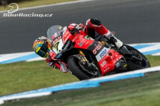 Dvojice Ducati před víkendem v Thajsku