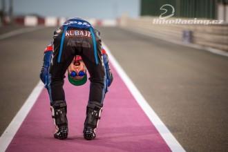 Kubajz do GP Kataru vyrazí jako jedenáctý