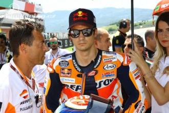 Pedrosa testovacím jezdcem KTM