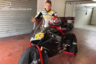 Rabat se vrátil do sedla motocyklu
