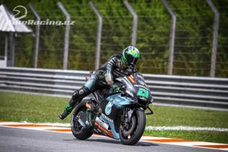 Petronas před posledním závodem