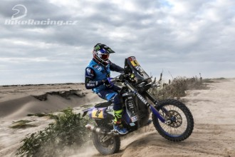 Rally Dakar 2018: 4. etapa