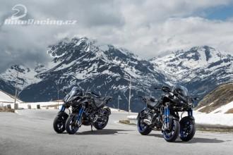 Yamaha spustila rezervaci Nikenu