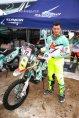 Ondřej Klymčiw před Dakarem 2018