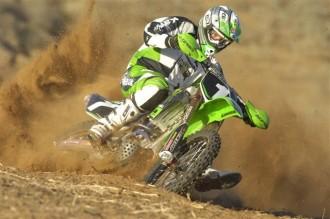 Jezdci Kawasaki k prvnímu závodu WORCS