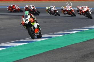 Lavertyho zastavil technický problém Ducati