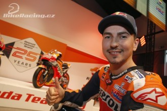 Lorenzo: Fit od třetí Grand Prix