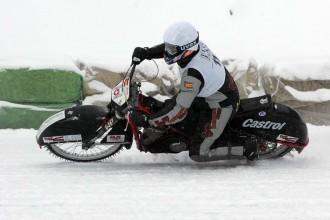 Stockholm - kvalifikace Ice Speedway (2.den)