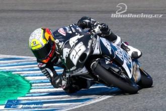 Test Moto2-Moto3 Jerez – úterý