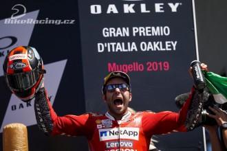 Fantastické Petrucciho vítězství