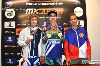 MS motokrosu juniorů – máme medaili