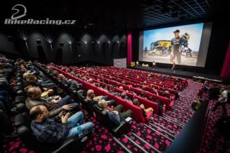 Rally Dakar v kinech