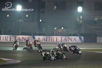 WSBK Katar 2018 – čtvrtek