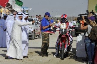 Abu Dhabi Desert Challenge – Super Special
