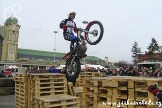 MČR Indoor Trial  Praha