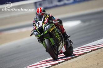 Rea na Kawasaki opět nejrychlejší