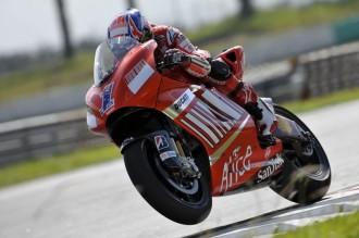 U Ducati měli ráno problémy s elektronikou