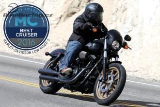 Low Rider S nejlepší cruiser roku 2016