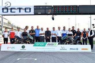 Pět závodů pro Enel MotoE World Cup 2019