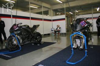 Před BMW je první superbikový závod